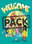 Welcome Plus 3 Pupil's Book with DVD