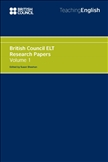 British Council ELT Research Papers Volume 1