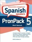 PronPack 5 Pronunciation of English for Spanish Speakers