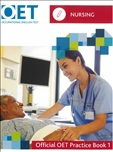 OET Nursing: Official Practice Book 1