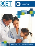 OET Medicine: Official Practice Book 1