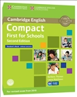 Compact First for Schools Second Edition Student's Book...