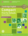 Compact First for Schools Second Edition Workbook with...