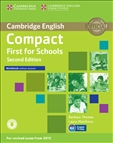 Compact First for Schools Second Edition Workbook...