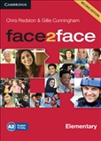 Face2Face Elementary Second Edition Class Audio CD