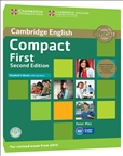 Compact First Second Edition Student's Pack Student's...