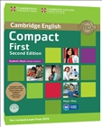 Compact First Second Edition Student's Pack without Answers