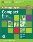 Compact First Second Edition Workbook without Answers...