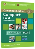 Compact First Second Edition Presentation Plus DVD-Rom