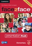 Face2Face Elementary Second Edition Presentation Plus DVD-Rom