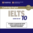Cambridge IELTS 10 Audio CD (2)