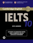 Cambridge IELTS 10 Self-study Pack (Student's Book with...