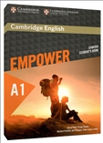 Cambridge English Empower A1 Starter Student's Book