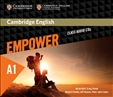 Cambridge English Empower A1 Starter Class Audio CD