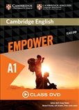 Cambridge English Empower A1 Starter Class DVD