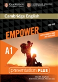 Cambridge English Empower A1 Starter Presentation Plus DVD-Rom