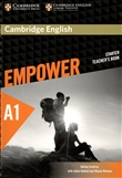Cambridge English Empower A1 Starter Teacher's Book