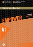 Cambridge English Empower A1 Starter Workbook with...