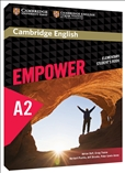 Cambridge English Empower A2 Elementary Student's Book