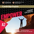 Cambridge English Empower A2 Elementary Class Audio CD (3)