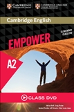 Cambridge English Empower A2 Elementary Class DVD