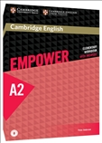 Cambridge English Empower A2 Elementary Workbook with...