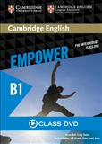 Cambridge English Empower B1 Pre-intermediate Class DVD