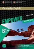 Cambridge English Empower B1+ Intermediate Student's...