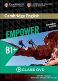 Cambridge English Empower B1+ Intermediate Class DVD