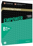 Cambridge English Empower B1+ Intermediate Workbook...