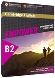 Cambridge English Empower B2 Upper Intermediate Student's Book