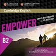 Cambridge English Empower B2 Upper Intermediate Class Audio CD (3)