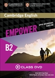 Cambridge English Empower B2 Upper Intermediate Class DVD