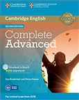 Complete Advanced Second Edition Student's Interactive...