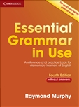 Essential Grammar in Use Fourth edition Book without Key