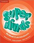 Super Minds 4 Workbook with Online Resources