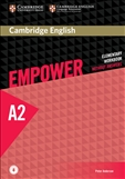 Cambridge English Empower A2 Elementary Workbook...