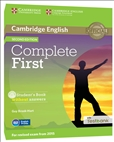 Complete First Second Edition Student's Book without...
