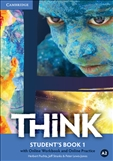 Think 1 Student's Book with Online Workbook and Practice