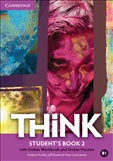Think 2 Student's Book with Online Workbook and Practice