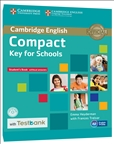 Compact Key (KET) for Schools Student's Book without...