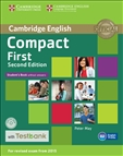 Compact First Second Edition Student's Book without...
