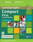 Compact First Second Edition Student's Book with...