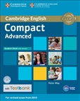 Compact Advanced Student's Book with answers with...