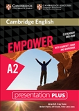 Cambridge English Empower A2 Elementary Presentation...