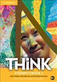 Think 3 Student's Book with Online Workbook and Practice