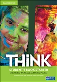 Think Starter Student's Book with Online Workbook and Practice
