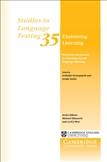 Studies in Language Testing 35 Examining Listening...