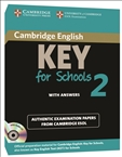 Cambridge English Key for Schools 2 Student's Book Pack...