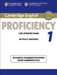 Cambridge English Proficiency 1 Student's Book without...